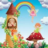 Insignia Kids 900mm x 900mm Castle Ailsa Quadrant Shower Cabin